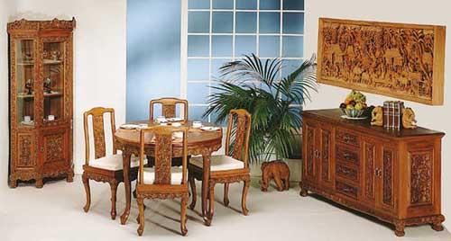 Image Result For Teak Furniture Dining Room